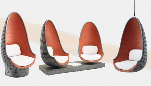 Fauteuils Play, Philippe Starck, 2010