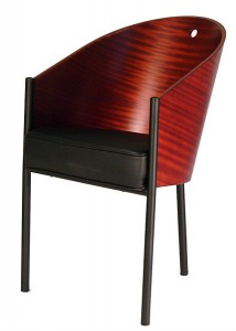 Fauteuil Coste, Philippe Starck, Driade, 1985