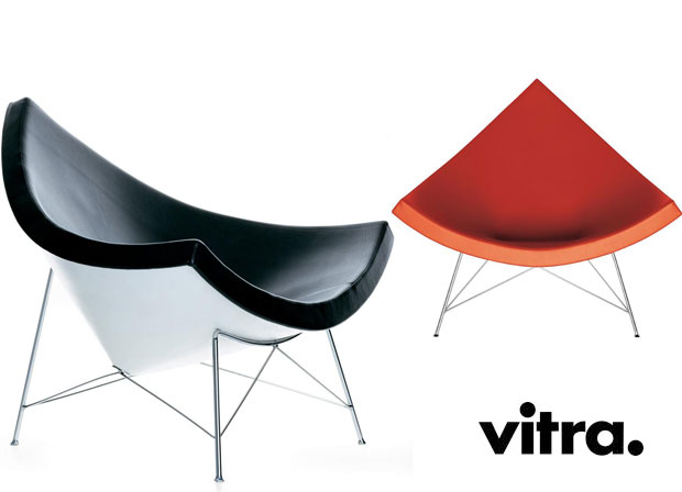 Coconut Chair George Nelson, 1955 (c) Vitra