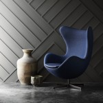 Egg Chair, fauteuil culte
