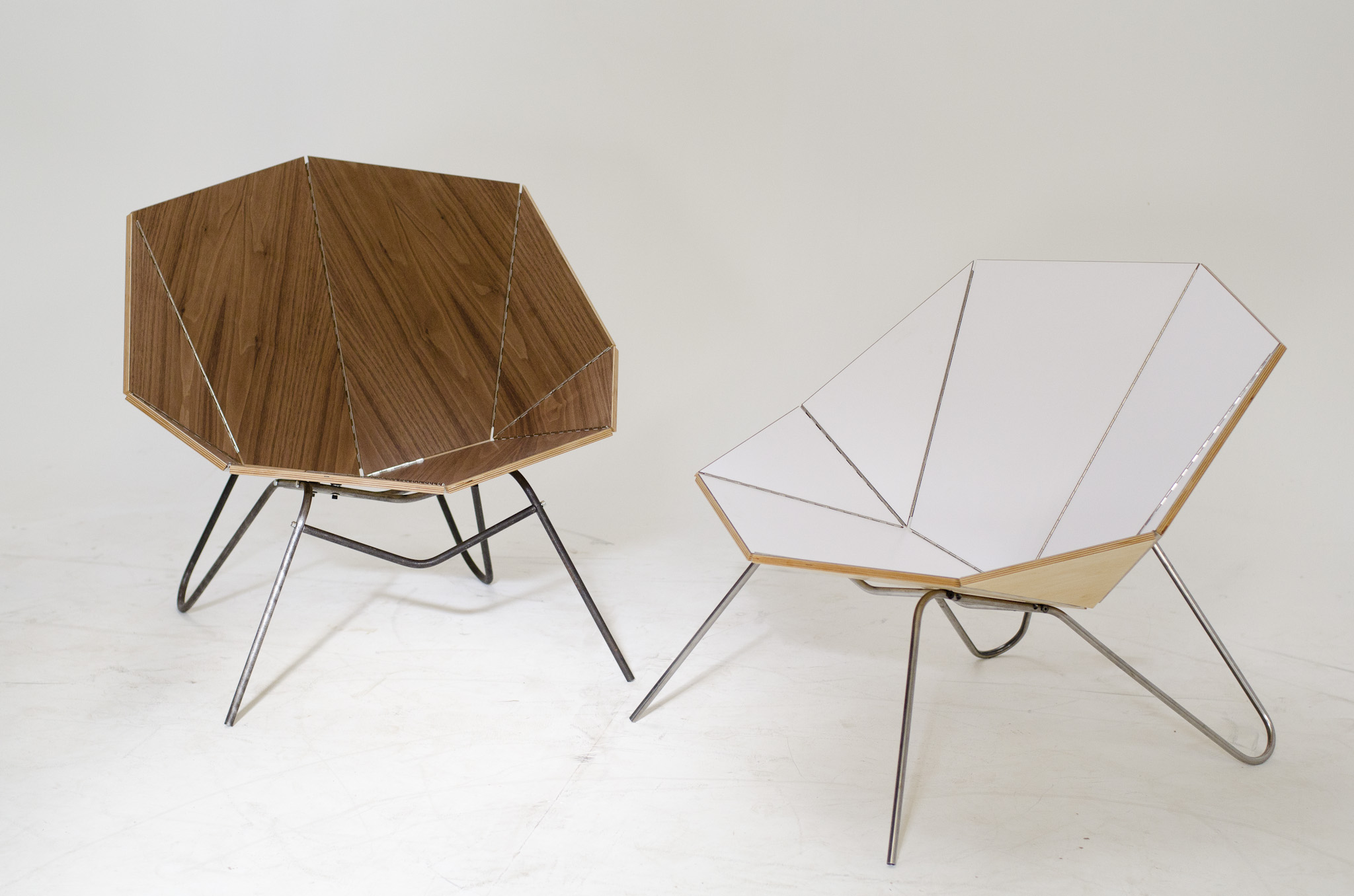 Fauteuil Origami