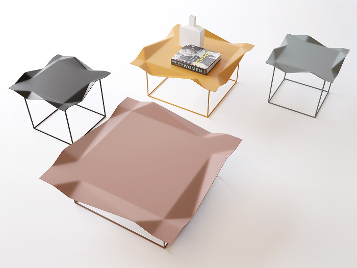 Tables du designer Dmitry Kozinenko
